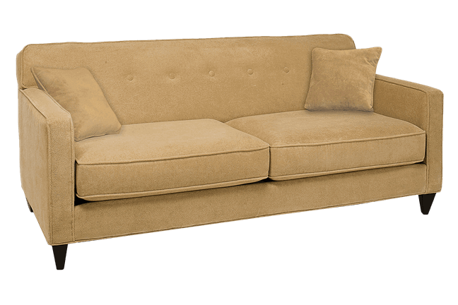 Outstanding Bradford Mocha Sofa For Rent Brook Furniture Rental Machost Co Dining Chair Design Ideas Machostcouk